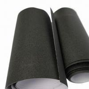 Black Diamond Car Body Glitter Vinyl Films, Air-free, 0.13mm Thickness