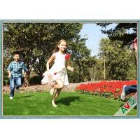 12000 Dtex Long Life Evergreen Landscaping Artificial Turf With 20stitches / 10cm Manufactures