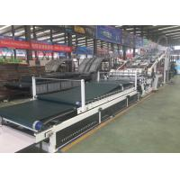 High Speed Automatic Flute Laminating Machine For Corrugated Cardboard Manufactures