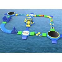 Commercial Inflatable Bounce House Pool Bouncer Park With Repair Kits And Pump Manufactures