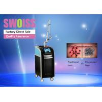 Q Switch Laser Tattoo Removal Machine , Laser Yag Machine For Dermatic Treatment Manufactures