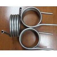heat exchanger titanium coil tube Manufactures