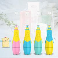 Flashing Led Baby Oral Children'S Rechargeable Electric Toothbrush SG-513 Manufactures