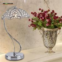 Modern LED Table Lamp For Bedroom Living Room Reading Room lamparas de mesa crystal table lamp abajur para quarto Manufactures