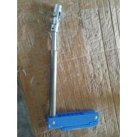 Metallic And Plastic Blue Crank Hospital Bed Parts For Manual Hospital Bed Manufactures