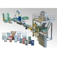 Open Mouth Bag Filling Automatic Bag Packing Machine for Seed / Nuts Granule Manufactures