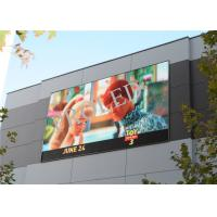 Full Color P8 HD LED Video Screen Energy Efficiency Simple Structure Manufactures