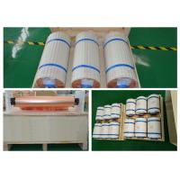 RCC Red HTE Copper Foil Polyimide Board Suit 12 Mic SGS / RoHS Approval Manufactures