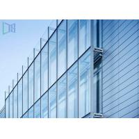 Quality Laser Cutting Perforated Aluminum Panel Curtain Wall Low E Glass For Residential for sale