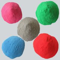 Outdoor Ral Color Polyurethane Powder Coating For Construction Aluminum Profile Manufactures