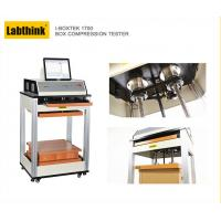 Box Compression Strength Tester , Compression Measurement Instrument Easy Operation Manufactures