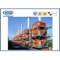 Energy Saving HRSG Heat Recovery Steam Generator , Waste Heat Recovery Boiler Manufactures
