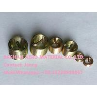 Buy cheap Hot sale stainless steel wire threaded inserts and screw thread coils with high from wholesalers