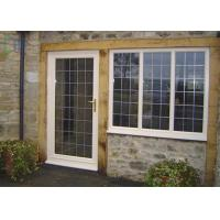 Quality Waterproof Double Glazing Aluminium Swing Door With Germeny Hardwareb System for sale