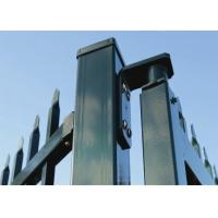 Tutublar Steel Fence deign ,customized tubular fencing for sale Manufactures