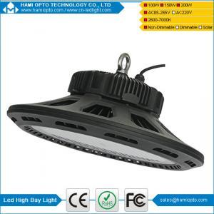 Dimmable 13,000 Lumen LED High Bay Light - 100 Watt LED High Bay Lighting UFO LED Light,Warehouse LED Lights Manufactures