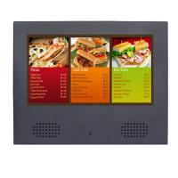 OEM High Resolution LCD Digital Photo Frame With Speaker In Front Manufactures