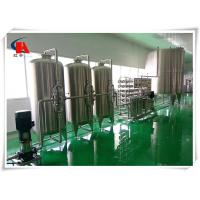 Ultra Pure Industrial Water Treatment Systems Simple Operation Ro System Manufactures