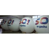 Customized White Inflatable Advertising Products PVC Inflatable Ball Manufactures