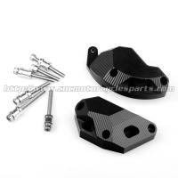 Quality CNC Milling Motorcycle Speed Triple Engine Case Sliders For Street Bike for sale