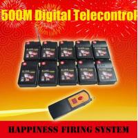 10 channels/cues 500m wireless remote control sequential & salvo fireworks firing system(DBR05-X1/10) Manufactures