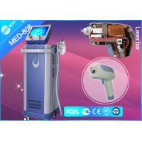 China 2000 watt High Power Diode Laser Hair Removal Machines For Male on sale