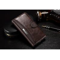 Quality Xiaomi Mi5 Cell Phone Leather Wallet Case Vintage Anti - Dirt For Drop Protection for sale