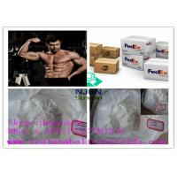 Yellow Crystal Powder Anabolic Steroids Treatment 10161-34-9 Trenbolone Acetate Manufactures