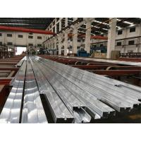 Quality 140 Unitized Aluminium Curtain Wall Profile System Good Water Proof / Air for sale