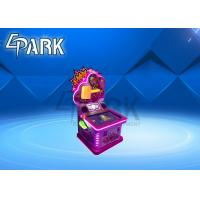 Child Coin Operated Redemption Game Machine , Small Hammer God Game Machine Manufactures