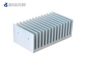 6005 Anodized Radiator Aluminum Heat Sink Enclosure Manufactures