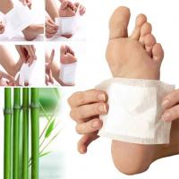 Bamboo vinegar Detox Foot Patch.detox foot patch with CE/ jun gong foot patch/ japanese foot patches Manufactures