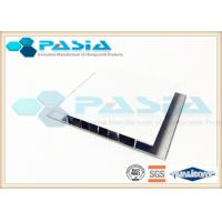 Backlit  Use Stainless Steel Honeycomb Panels With Colored Surface Plate