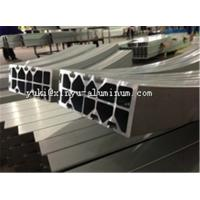Bending Aluminum Square Tube / Aluminium Industrial Profile Bending Industrial Tube Manufactures