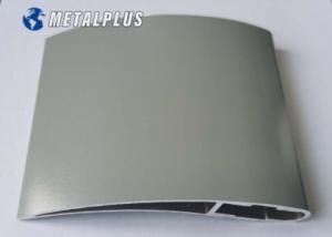 Anodised Aluminium T66 Industrial Fan Blade Manufactures