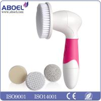 Facial Massager System Electric Skin Cleansing Brush CE FCC Manufactures