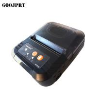 3 Inch 80mm Bluetooth Mobile Printer , Small Portable Printer With USB Cable Charging Manufactures