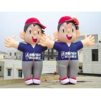 Inflatable model carton character inflatable advertising carton Manufactures