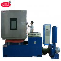 Temperature And Humidity Vibration Test Chamber Mechanical Vibration Table Manufactures