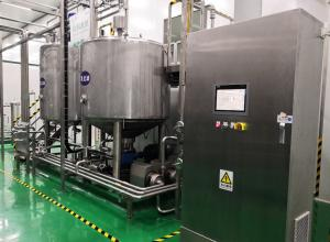 3000L-5000LPH juice mixing plant from concentrated juice( orange, apple, mango, pineapple juice) Manufactures