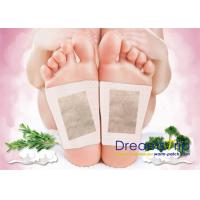 Royal Detoxification Foot Pads Paste Adhesive Herbal Aged Reduce Blood Sugar Pressure Manufactures