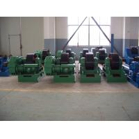 Conventional Pipe Welding Rollers Universal Welding Rotator Ordinary Welding Rotator Pipe Turning Rolls Manufactures