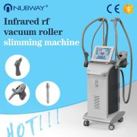 2017 Nubway big discount price salon use infrared vacuum rf rolling velashape machine with ce Manufactures