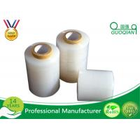 Classic Blown Stretch Wrap Film , Hand Stretch Wrap Shrink Stretch Moisture Proof Manufactures