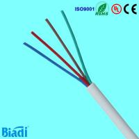 Indoor high quality 4-core telephone cable Manufactures