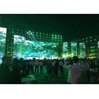 P4.81 Outdoor Rental Led Display For Live Music Festivals And Common Festivals Manufactures