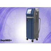 """100J/cm 808nm Skin Rejuvenation Machine with 10.4"""" LCD Touch Screen for sale"""