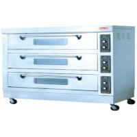 Kitchen Stainless Steel Electric Baking Ovens 18KW With 3-layer 4tray FDX-36BQ Manufactures