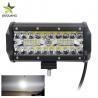 High Power Off Road Led Light Bar 60 Degree Flood Beam Customized Logo Manufactures