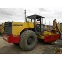 14 Ton Used Construction Equipment Roller Dynapac CA30PD Double Drum 2,200rpm Manufactures